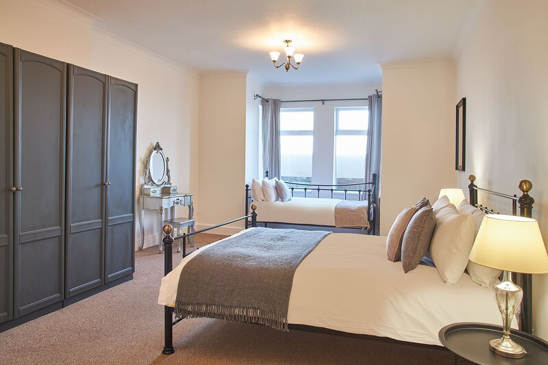 Regency Mansions Apartment, holiday rental in Redcar