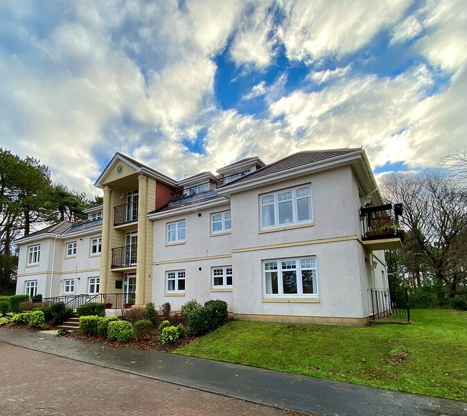 Ailsa Apartment Turnberry - Quality holiday home, location de vacances à Turnberry