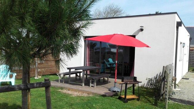 à 100m de la plage, maison neuve, Ty Solenn, casa vacanza a Sarzeau