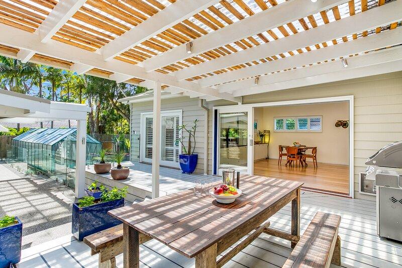 Cooinda - Avalon Beach, NSW, holiday rental in Avalon Beach