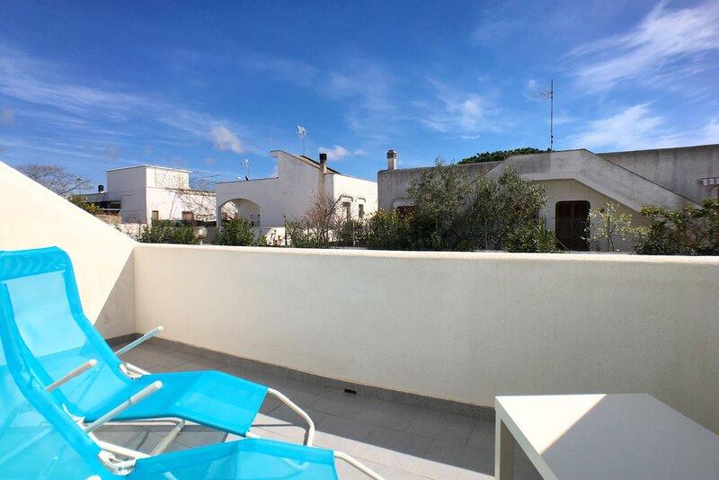 Appartamento Margherita, 100mt spiaggia (p.rialz), holiday rental in Pizzo