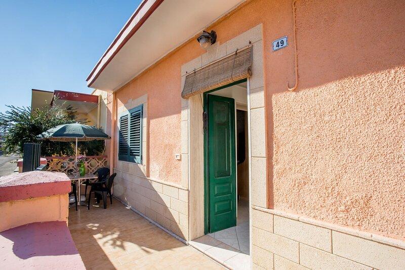 Costa Calma 1 | bilocale, vicino al mare, a/c, location de vacances à Torre Lapillo