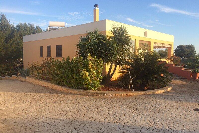 Appartamento Nettuno in Villa con giardino, holiday rental in Torre Vado