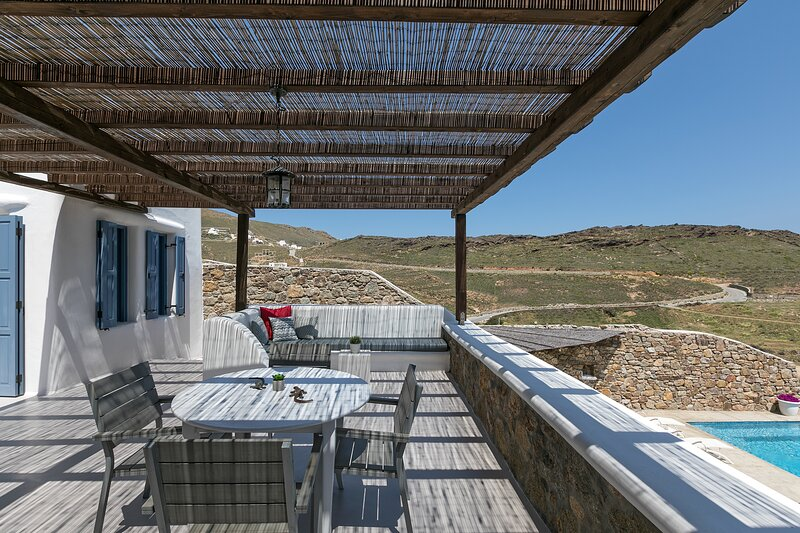 Villa Pandora 2, location de vacances à Panormos