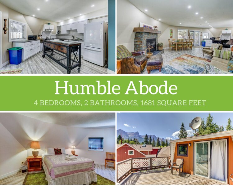 Humble Abode, holiday rental in Harvie Heights