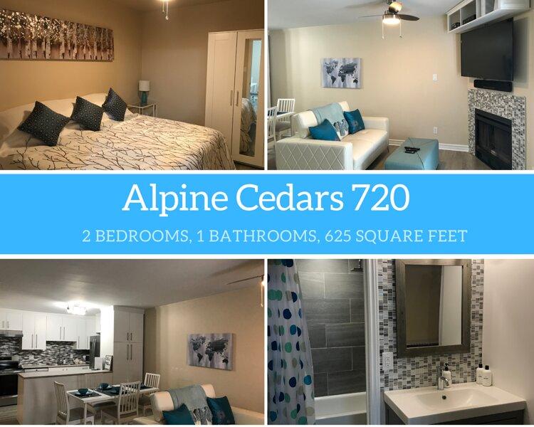 Alpine Cedars, vacation rental in Stayner