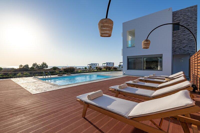 Anemos Villa - Maistros, aluguéis de temporada em Rhodes