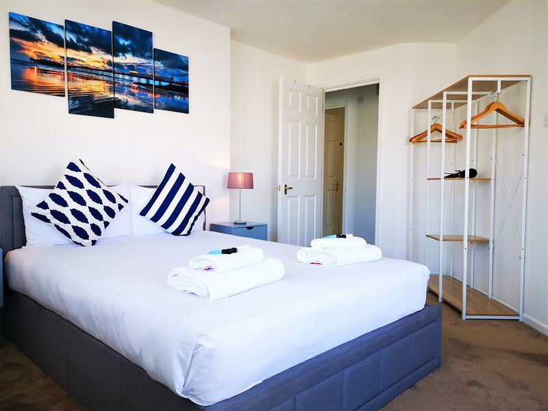 Beautiful Brighton Marina Apartment, location de vacances à Peacehaven