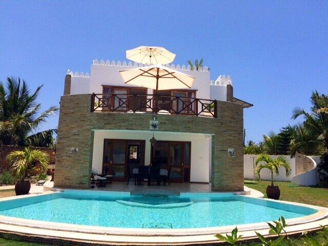 Villa Shaanti, location de vacances à Diani Beach