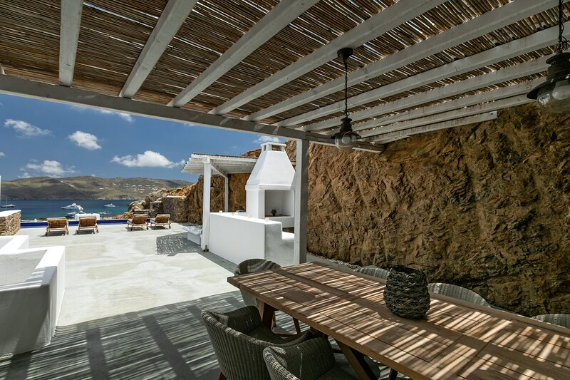 Villa Pandora 4, location de vacances à Panormos