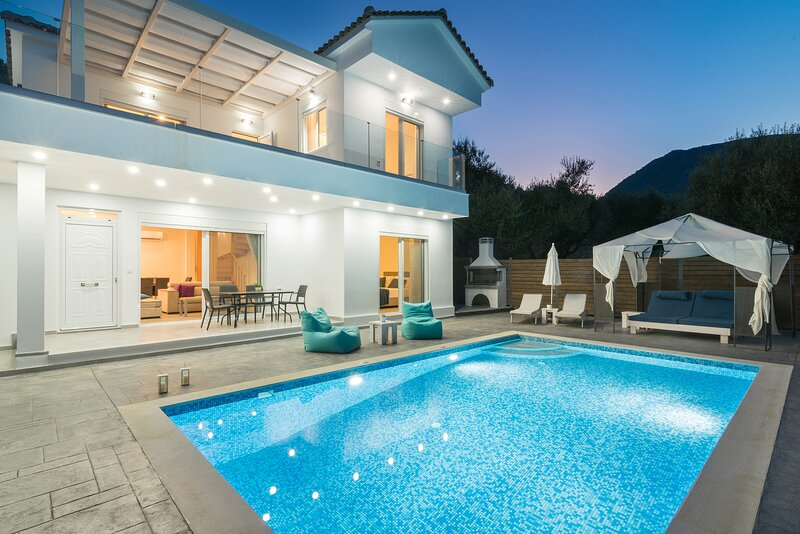 Maridenia Villa, holiday rental in Lithakia