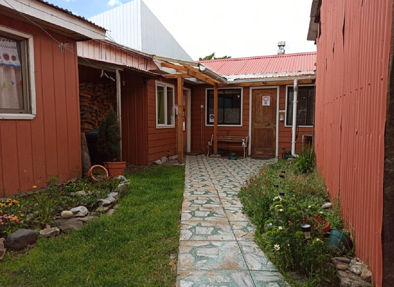 Cabaña Patagonia Rústica (2), holiday rental in Coyhaique