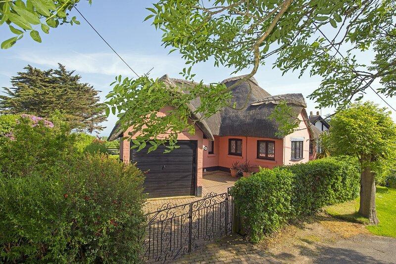 Mole Cottage, casa vacanza a Luccombe