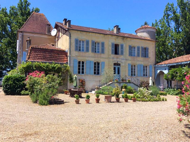 Sainte-Colombe-en-Bruilhois Chateau Sleeps 18 with Pool - 5834591, vacation rental in Poudenx