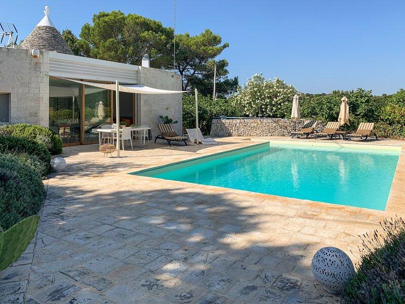 Locorotondo Villa Sleeps 4 with Air Con - 5835982, alquiler vacacional en Pozzo La Chianca-Salamina-difesa