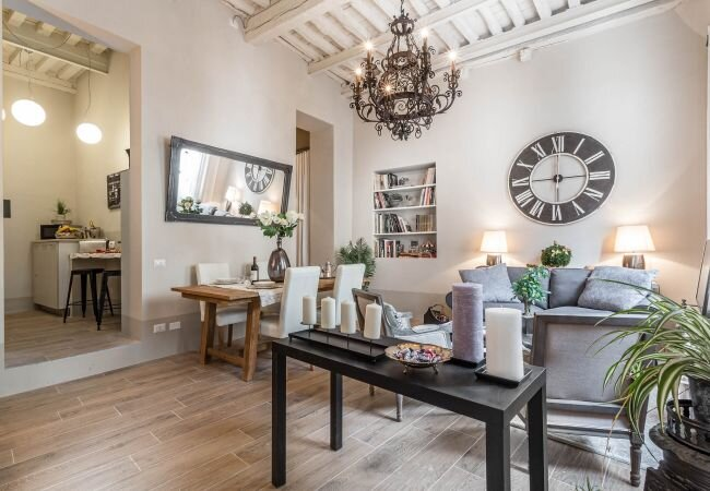 Lucca Apartment Sleeps 4 with Air Con and WiFi - 5840814, holiday rental in San Pietro in Campo