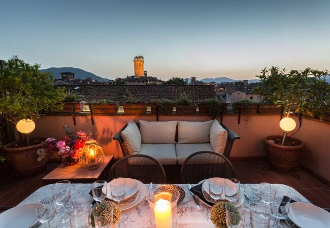 Lucca Apartment Sleeps 6 with Air Con and WiFi - 5840817, holiday rental in San Pietro in Campo