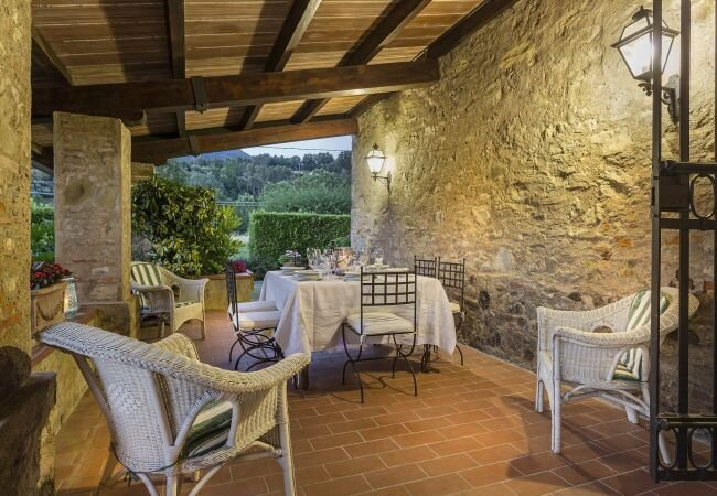 Pontemazzori Villa Sleeps 6 with Air Con and WiFi - 5840838, vacation rental in Montemagno