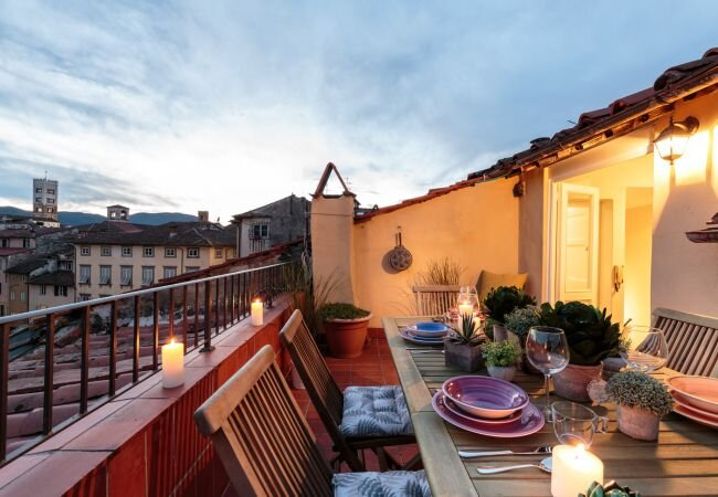 Lucca Apartment Sleeps 4 with Air Con and WiFi - 5840840, holiday rental in San Pietro in Campo