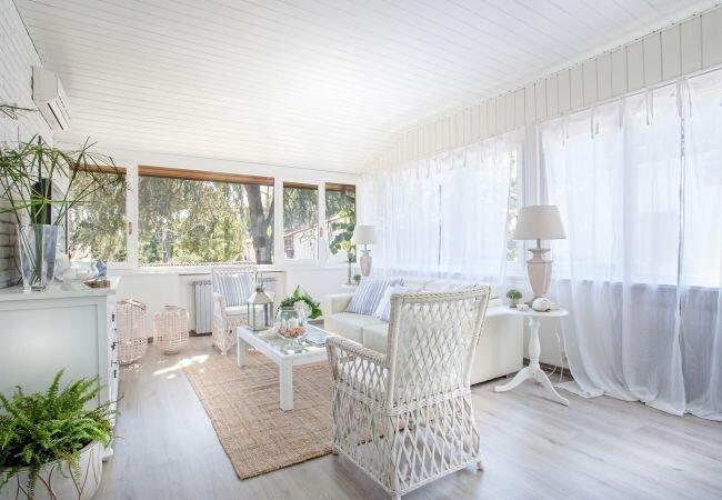 Forte dei Marmi Villa Sleeps 6 with Air Con and WiFi - 5840858, alquiler de vacaciones en Cinquale