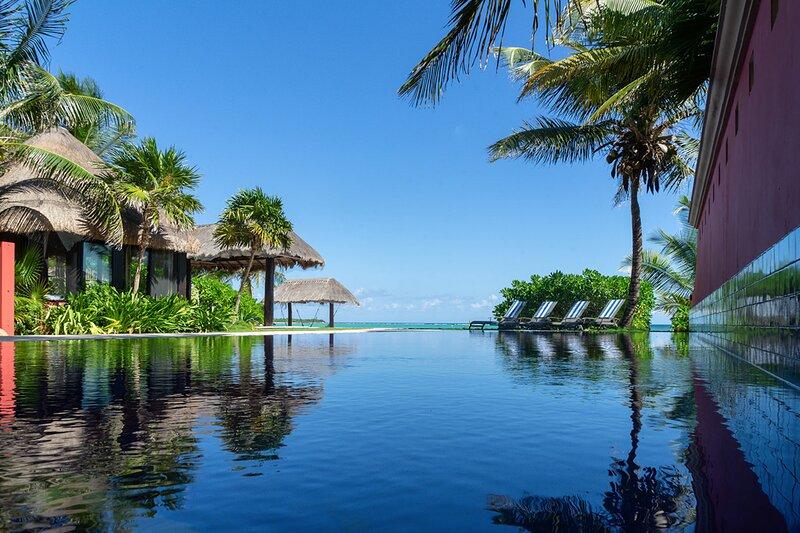 Tankah Cuatro Villa Sleeps 12 with Pool and Air Con - 5870066, alquiler de vacaciones en Bahía de Soliman