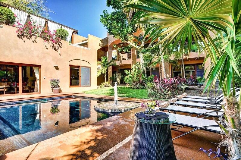 Playacar Villa Sleeps 14 with Pool and Air Con - 5870087, holiday rental in Playacar