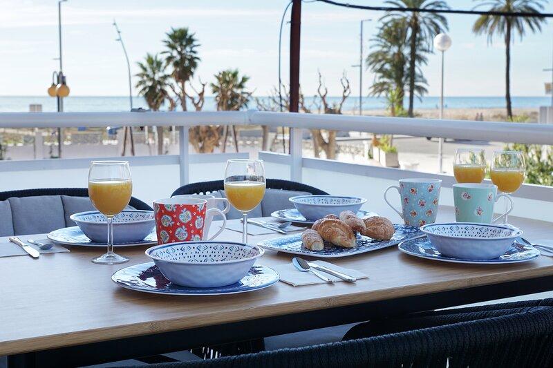 Beach House Club, location de vacances à Castelldefels