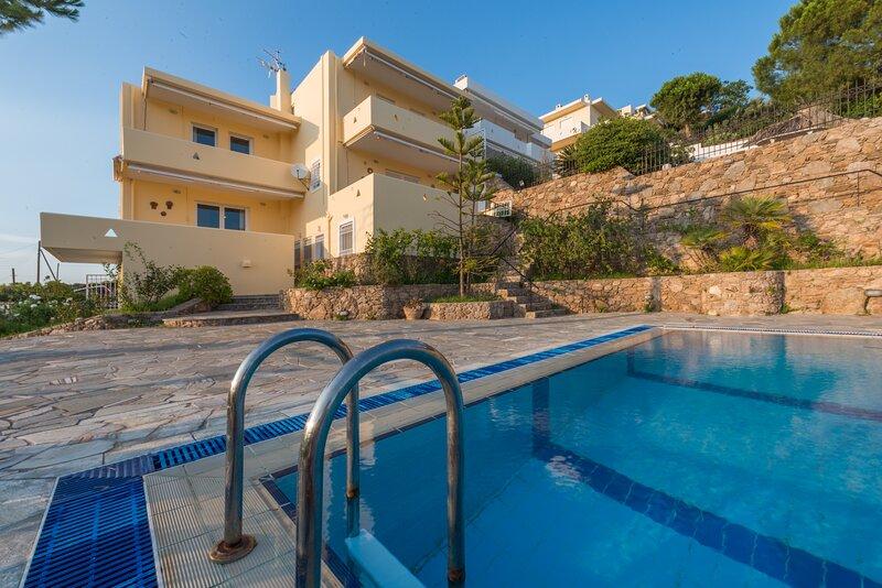 Villa Adamite (1 Bedroom), vacation rental in Lavrio