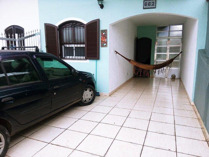 Casa Temporada Praia Grande - Jd Imperador, aluguéis de temporada em Praia Grande