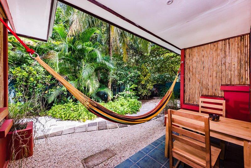 Casa Camaleon 1- Studio Beach Cabina, aluguéis de temporada em Playa Grande