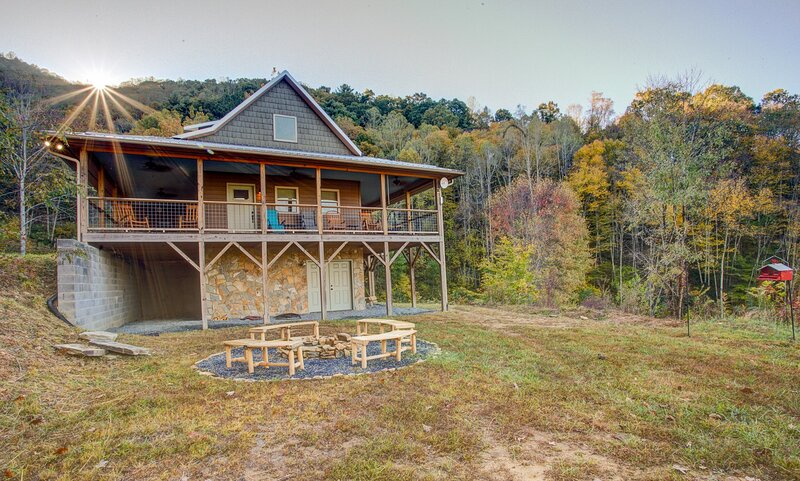 Hinesight Retreat, holiday rental in Marshall