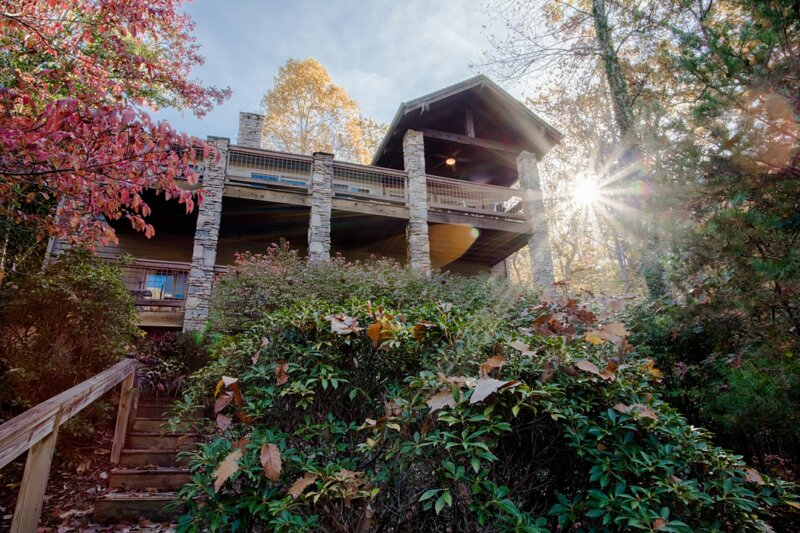 Catawba Lake House, location de vacances à Lake Lure