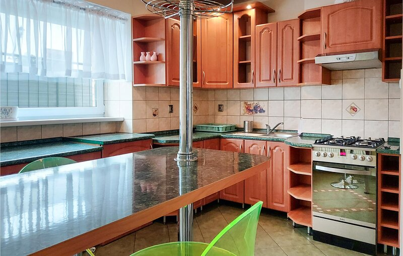 Nice apartment in Grzybowo with 2 Bedrooms (PPO742), vacation rental in Niechorze