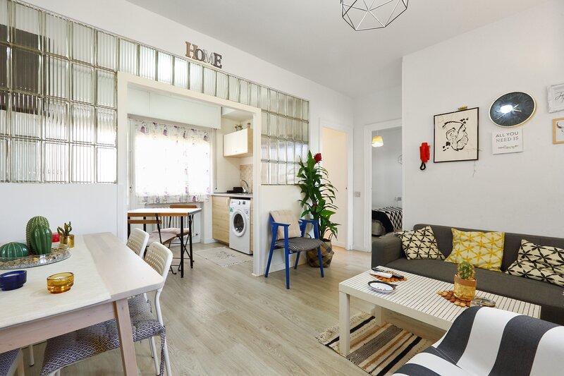 Beautiful apartment with terrace, location de vacances à Tarazona
