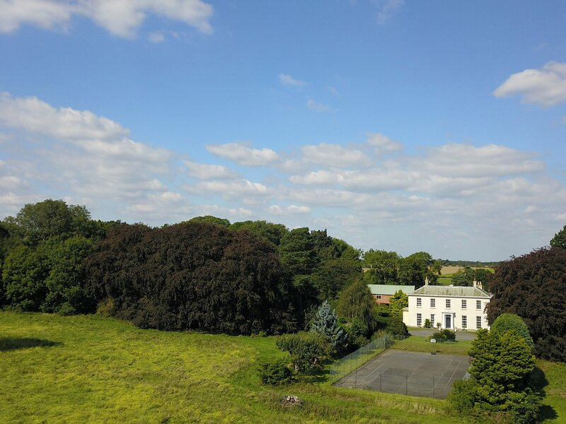 Parkland Hall, Caistor, location de vacances à Scunthorpe