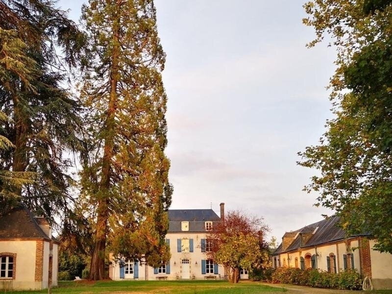 Le Domaine, holiday rental in Saint-Jean-des-Echelles