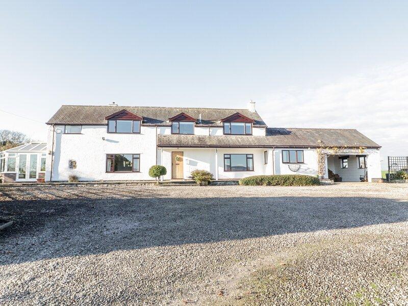 Bron Dyffryn, Denbigh, casa vacanza a Denbigh
