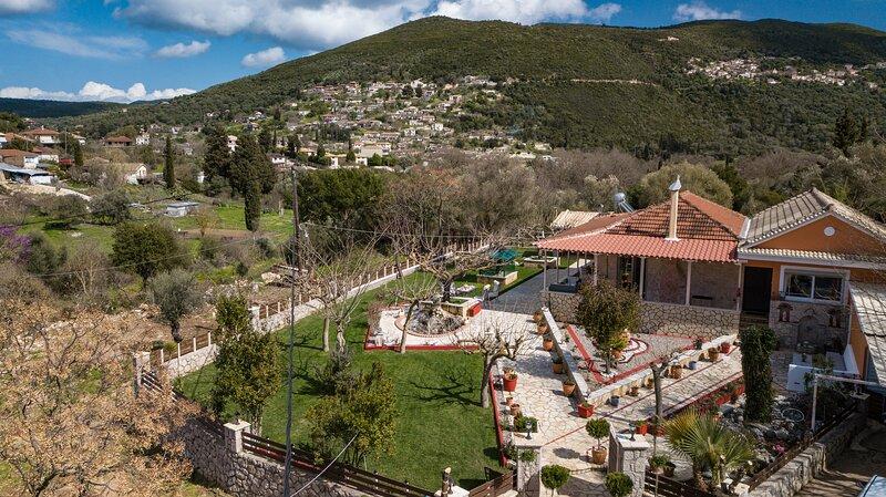 Rock Garden Villa, casa vacanza a Kontarena