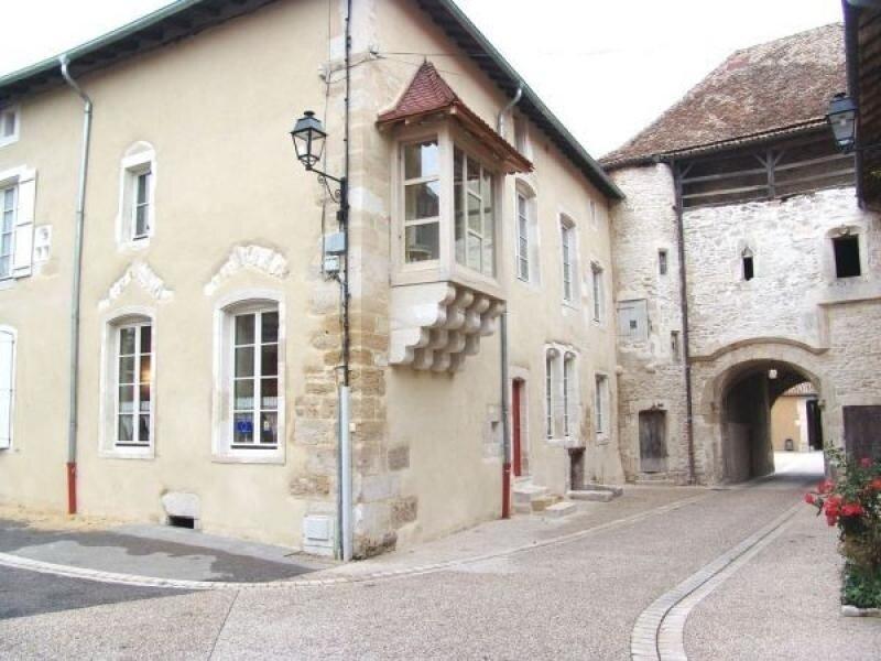 Gîte Du Chapitre, holiday rental in Buxieres-sous-les-Cotes