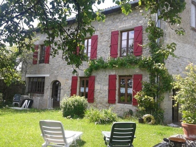 La Baurette, holiday rental in Nouart