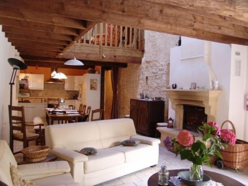Le Vieux Pressoir, holiday rental in Chaumont-sur-Aire