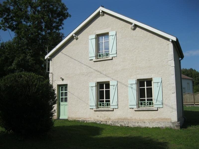 La Maison du  Pêcheur, holiday rental in Chaumont-sur-Aire