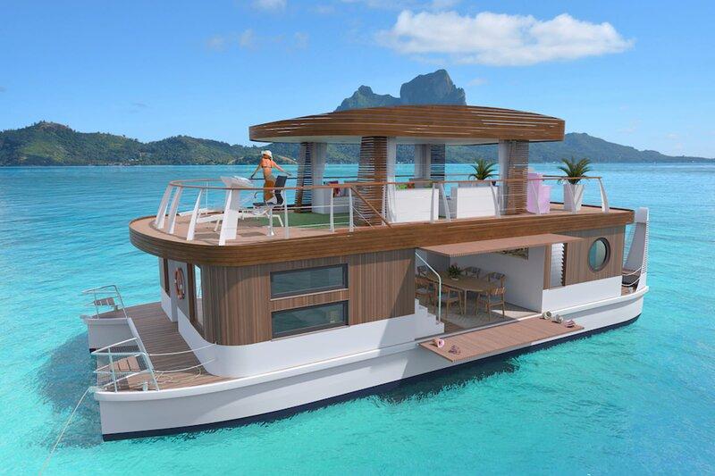Honutea by ELYT Charter Tahiti, alquiler de vacaciones en Bora Bora