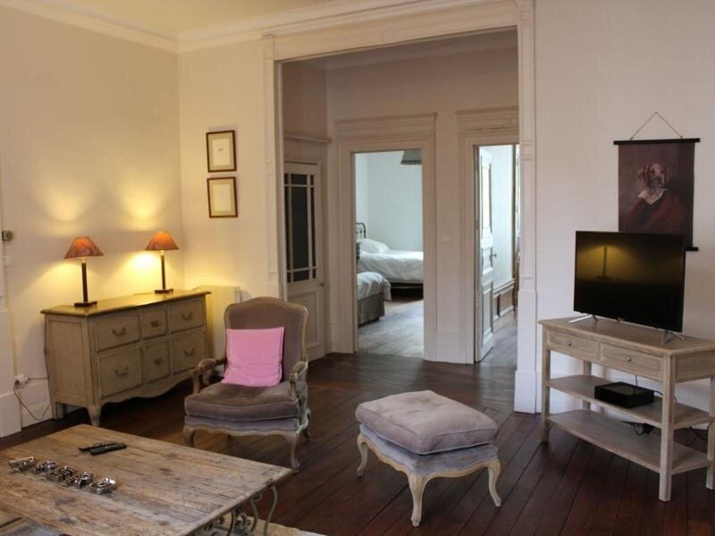 Appartement des Soeurs Macarons, Ferienwohnung in Vandoeuvre-les-Nancy