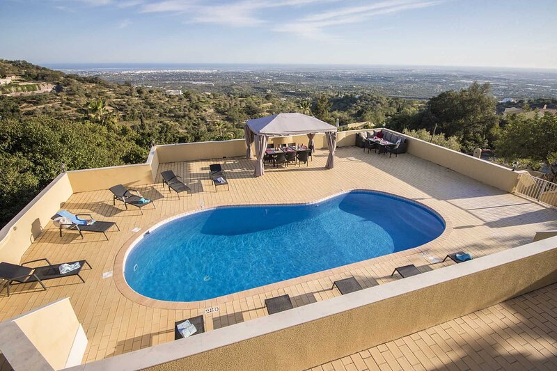Villa Panoramica, holiday rental in Pechao