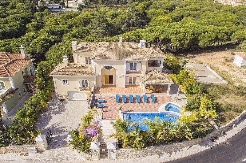 Villa Valentina, holiday rental in Quinta do Lago