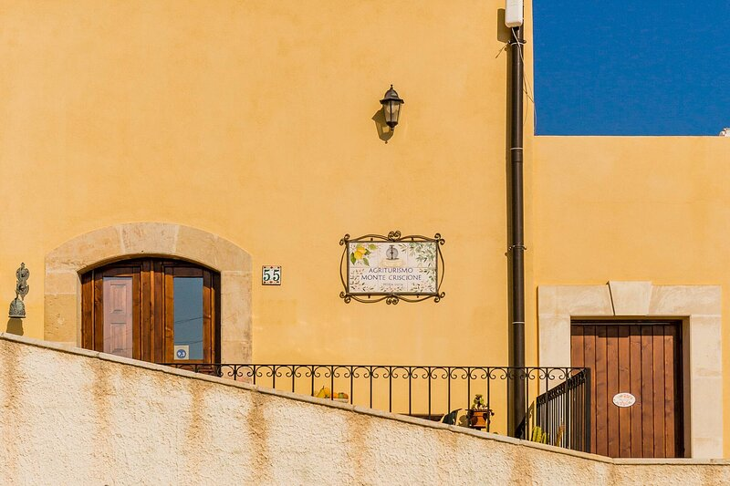 Agriturismo Monte Criscione Pizzutedda Room, casa vacanza a Capo Negro