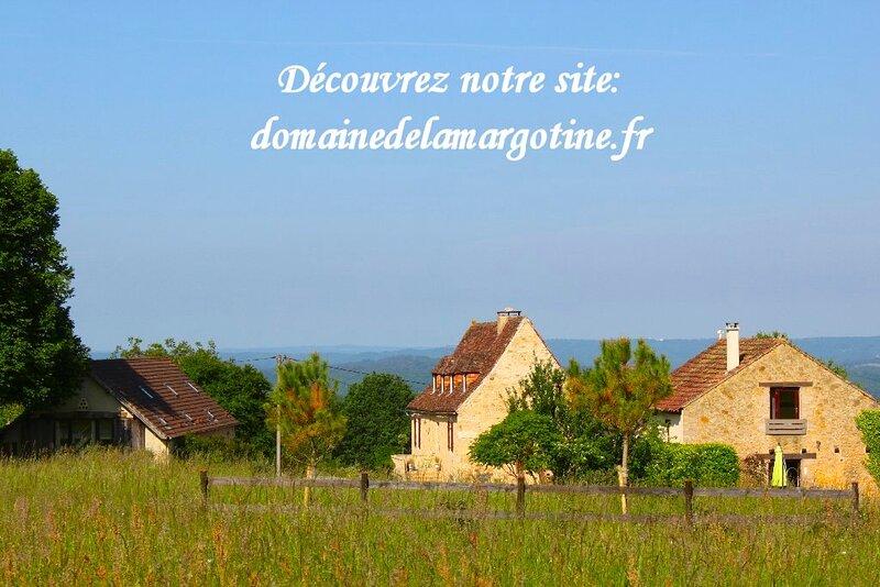 Gite Le Pigeonnier 4pers. Piscine. Domaine de la Margotine. Quercy Périgord noir, holiday rental in Reilhaguet