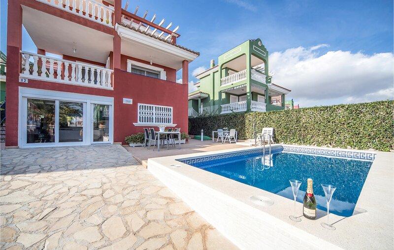 Villa Carolina Peñíscola (EBA213), holiday rental in Cervera del Maestre