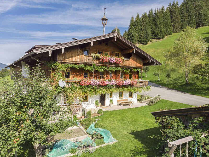 Boar Hof Top 2, holiday rental in Aschau bei Kirchberg